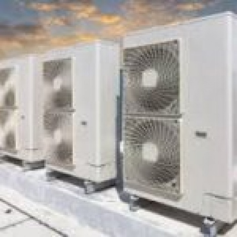 Ducted air condition