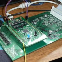 Tester PCB & daughter-board