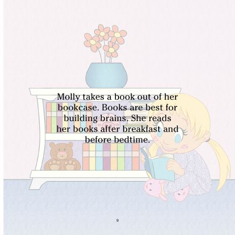 What's in Molly's...Bedroom? page 9
