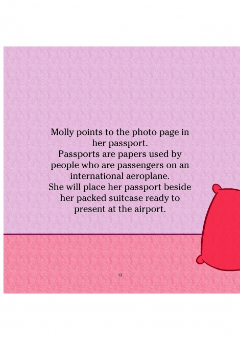 What's in Molly's...Suitcase? page 13