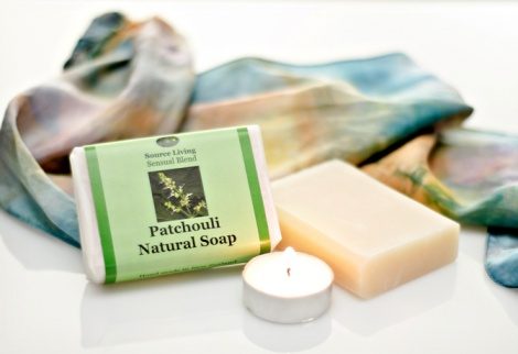 Patchouli Soap Bar 90g