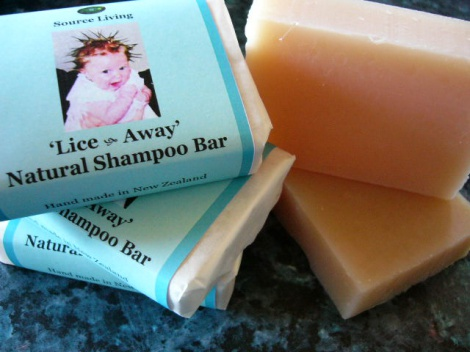 Lice Away Shampoo Bar 90g