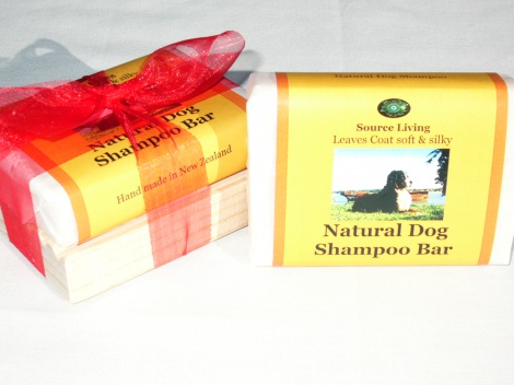 Dog Shampoo Bar 90g