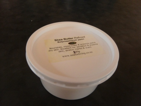 Shea Butter 100g Pottle