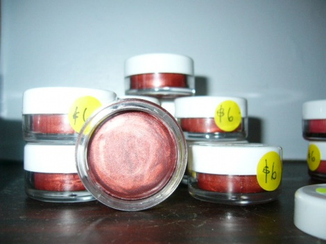 Tinted Lip Balm - Copper