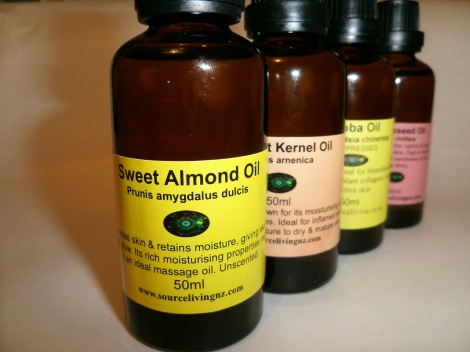 Sweet Almond Oil 50ml