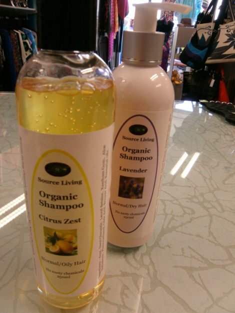 Organic Shampoo for Normal/Oily Hair