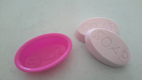 Soap Mold single bar