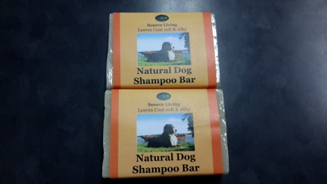 Dog Shampoo Bar x 3 Bars