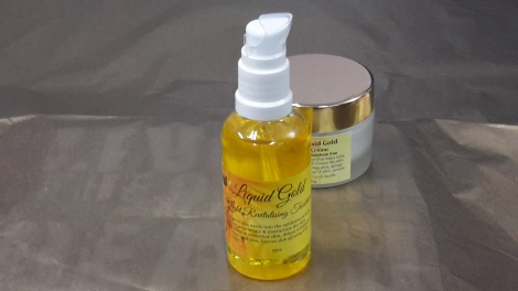 Liquid Gold Night Serum 50ml