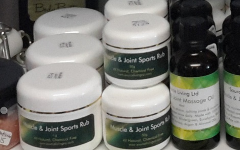 Muscle & Joint Rub 100g