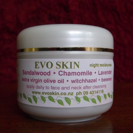 EVOSKIN night moisturiser