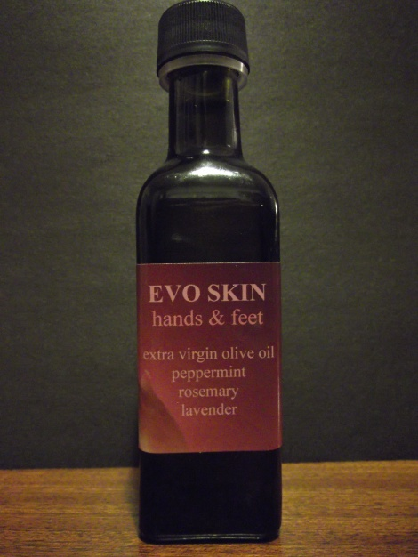 EVOSKIN hands & feet oil