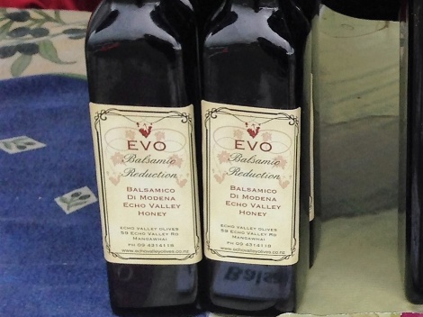 EVO Honey Balsamic Reduction 250ml