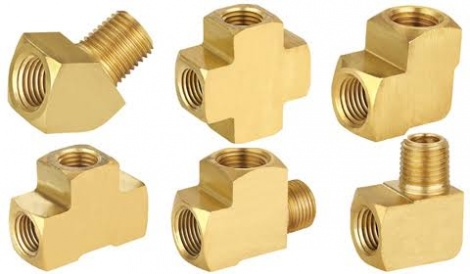 TITON BRASS FITTINGS