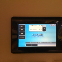 Advantage Air My Aire Colour Touch Screen