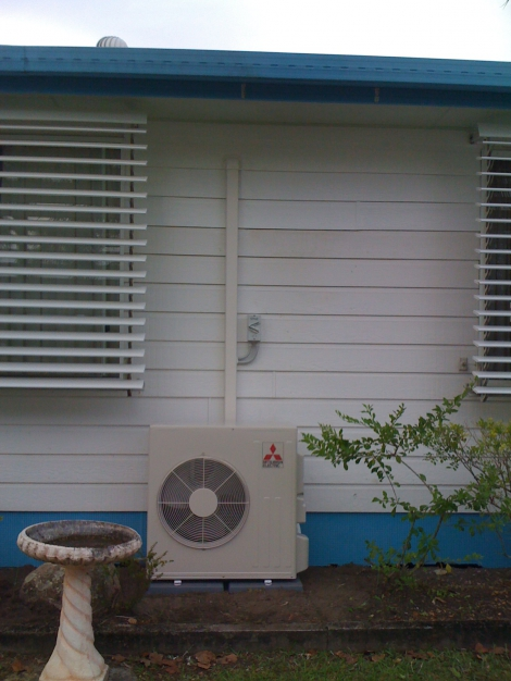 Mitsubishi Electric Air Conditioner