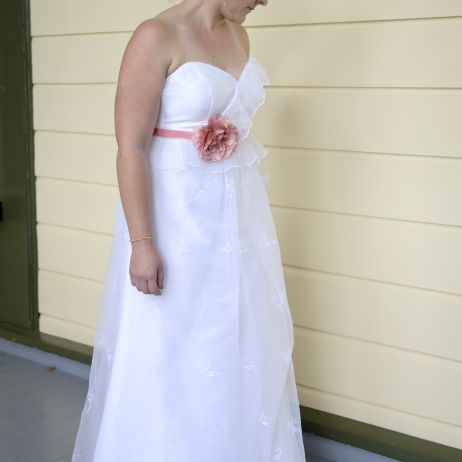 Summer Wedding Gown
