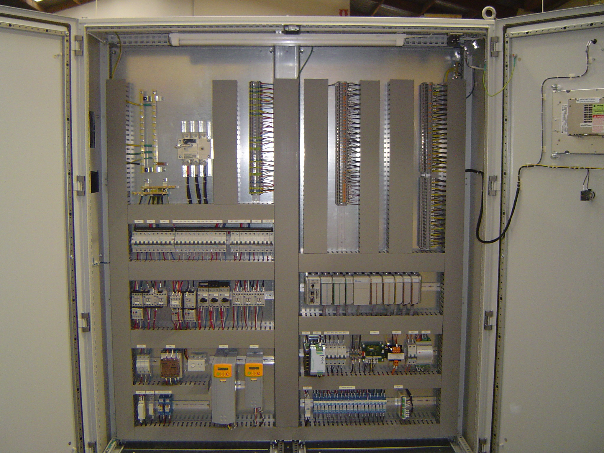 Js Electrical 10 Switchboards Switchboard Wiring Nz