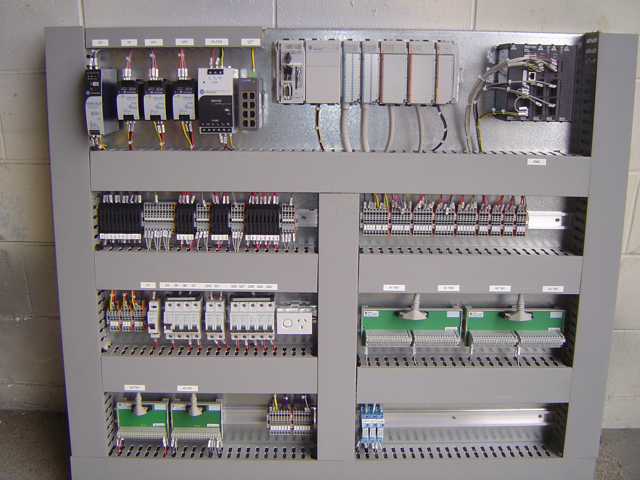 Js Electrical 11 Switchboards Switchboard Wiring Nz