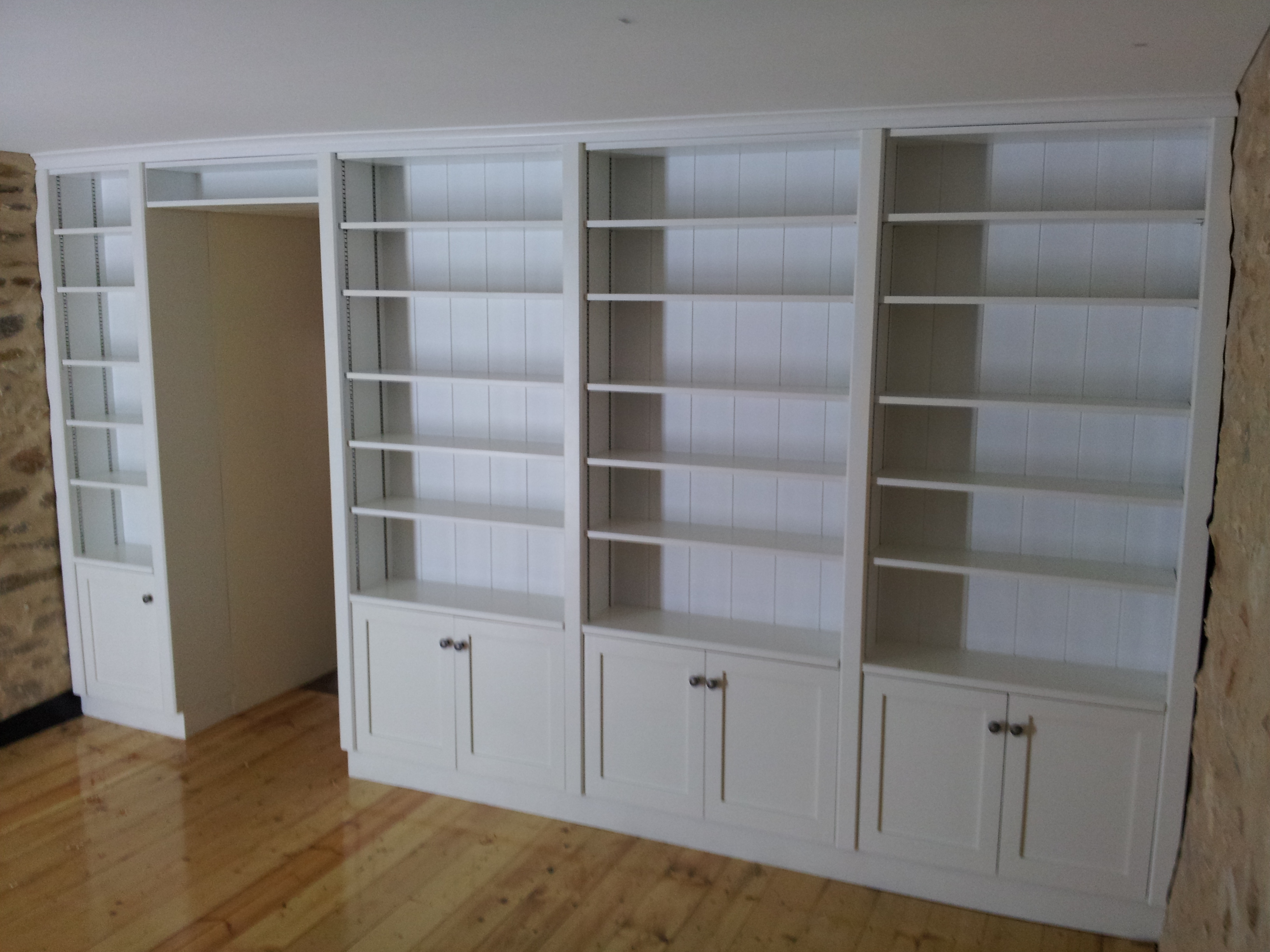 floor to easy seat in ceiling with a an pg bookshelves bookcase tutorial diy window built how build bookshelf