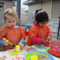 Artists@Kidlywinks Childcare Upper Hutt
