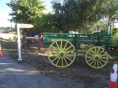 Old Carriages