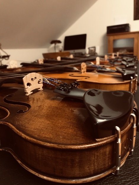 Antique Violins from