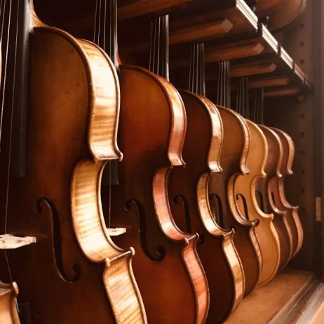 Antique violins for sale at Christchurch Fine Violins