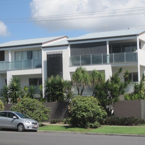 Third Storey Residence Addition to an existing Apartment