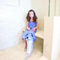 SealSure Child Leg Cast Protector