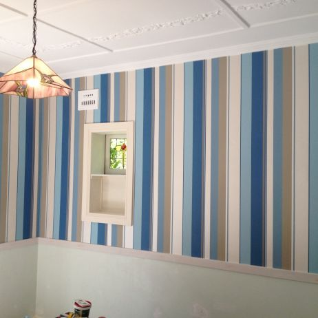Blue Stripes from Arthouse