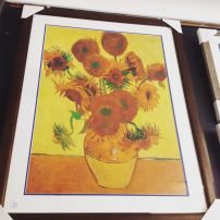 Sunflowers - vangogh classic