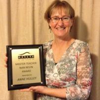2017 Nan Nevin Award - Master Teacher