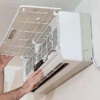 Heat Pump / Air Conditioner Cleaning and Sanitisation