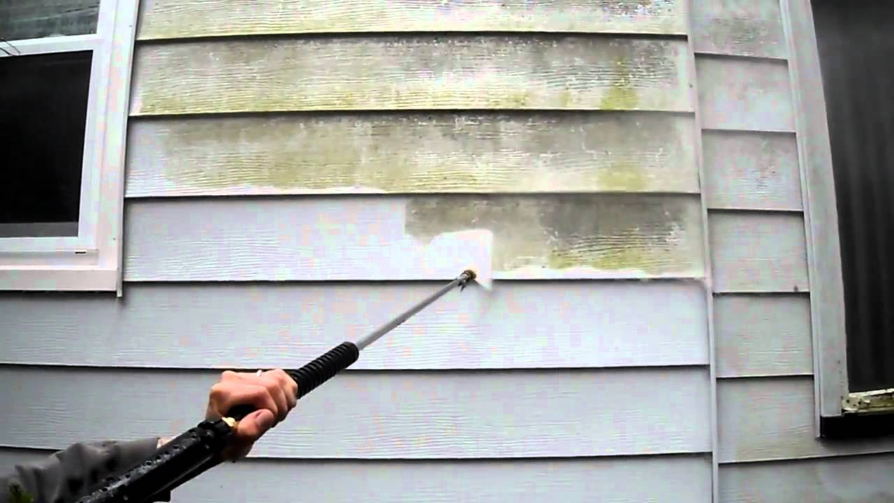 Housewashing Pressure Washing Water Blasting