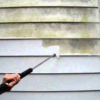 Housewashing / Pressure Washing / Water Blasting
