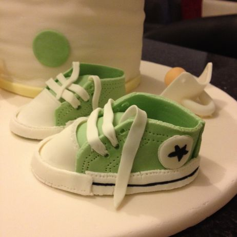 Baby Coverse shoes
