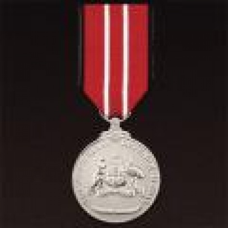 Australian Defence Medal with ribbon