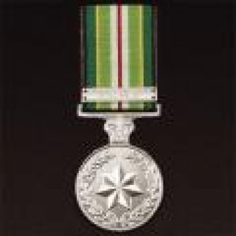 Australian Active Service Medal 1975