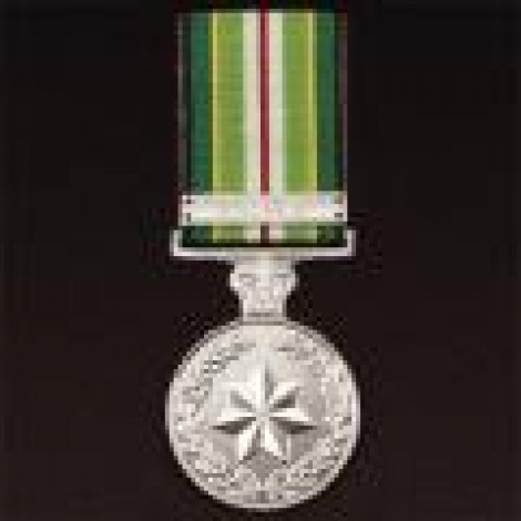 Clasps for Australian Active Service Medal 1975