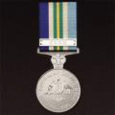 Clasps for Australian Service Medal 1945-75