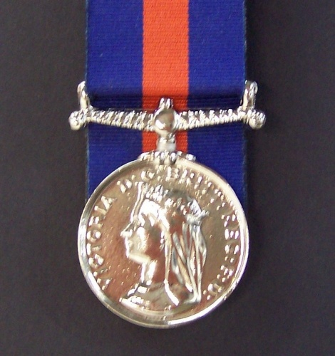 Maori War Medal with ribbon