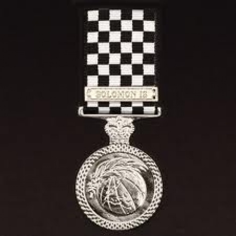 Police Overseas Service Medal