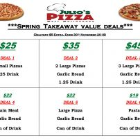 SPRING VALUE DEALS!!