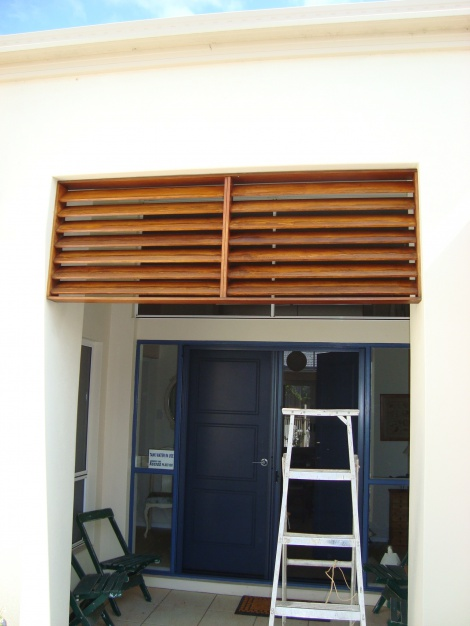 Privacy screens & Decking
