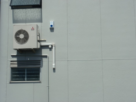 Light commercial ducted outdoor unit