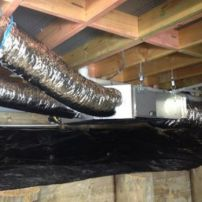 Light commercial ducted indoor unit