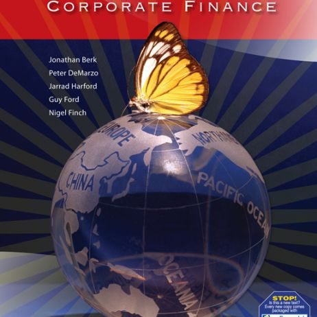Fundamentals of Corporate Finance (Berk)