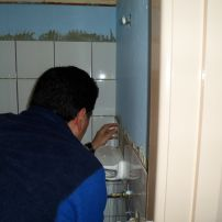 Tiling & Water Proofing